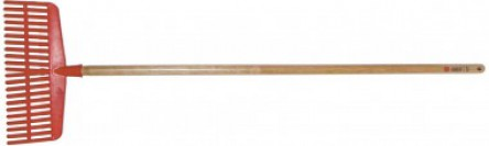 Plastic olives broom handle 120 cm.