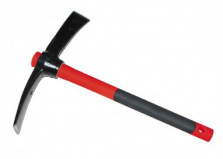 Alcotana with fiberglass handle