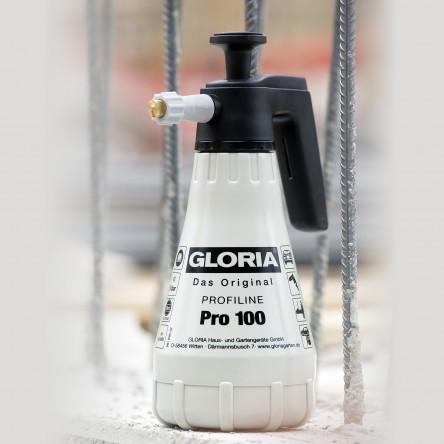 Pulverizador a presión Pro 100, 1 litro