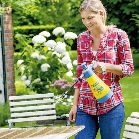 Pulverizador presión previa Spray & Paint Compact