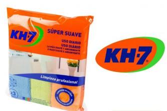 Distribución de útiles de limpieza KH7 (fregonas, estropajos, bayetas...) - Consultar catálogo a parte000